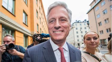 Robert C. O'Brien, special envoy