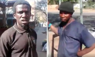 Xenophobia: Moment eyewitnesses revealed that Tanzanian drug dealers killed South African taxi driver and not Nigerians (video)