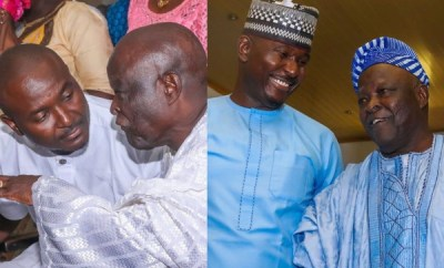 NairaBet CEO and lawmaker, Akin Alabi loses his father