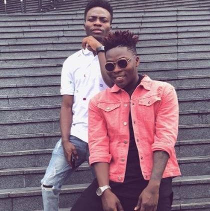 Reekado Banks explains why he dropped his brother as his manager