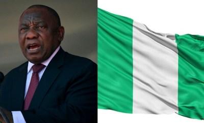 President Cyril Ramaphosa apologizes to Nigeria over xenophobic attacks (video)
