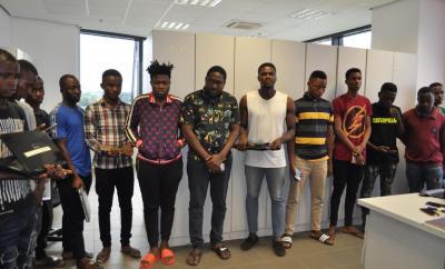 EFCC arrests 25 LAUTECH students for Internet Fraud