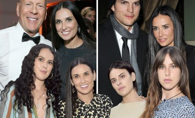 Actress Demi Moore shares shocking confession of engaging in threesomes to please her ex-husband Ashton Kutcher in new book