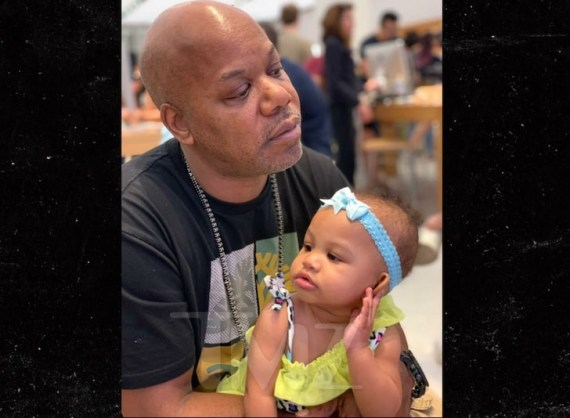 Rapper Too Short becomes a dad for the first time at age 53 (Photos)