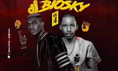 MIXTAPE: DJ Biosky x DJ Consequence - Life Of DJ Biosky (Vol. 4)