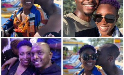 There is no woman in the world I would trade you with- IK Osakioduwa tells wife on their 11th wedding anniversary