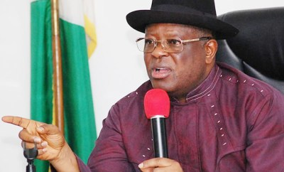 Anyone who blocks my convoy should be shot ? Governor Umahi tells his security details