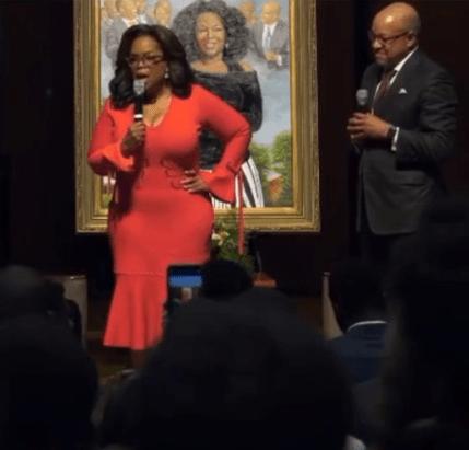 Oprah Winfrey donates  million to Morehouse College