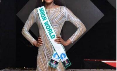 Miss Rivers, Nyekachi Douglas crowned ?Most Beautiful Girl in Nigeria? 2019 (Photos)