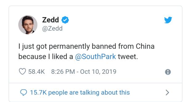 Grammy winning DJ Zedd
