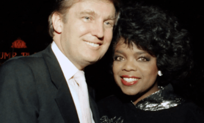 Oprah Winfrey once loved me - President Trump