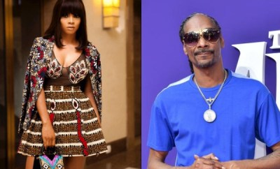 Toke Makinwa calls out Snoop Dogg over his