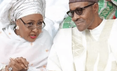 President Buhari approves?appointment of new aides to serve in his wife?s office