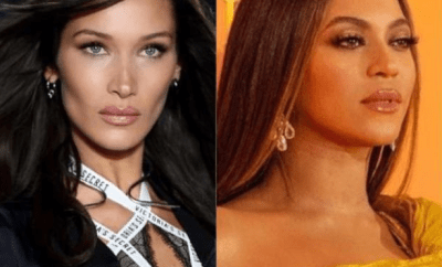 Beyonce named second most beautiful woman in?the world after?Bella Hadid