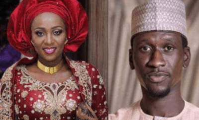 I did not kill my husband, he fell down and a bottle pierced his chest- Maryam Sanda tells court