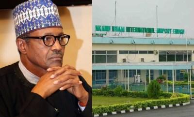 Buhari approves N10bn for upgrade of Enugu airport