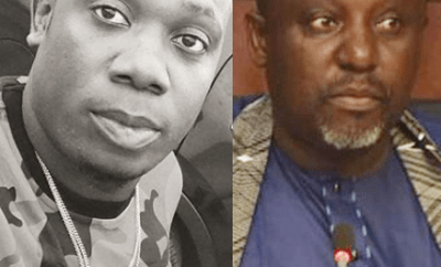 "Duncan Mighty writes open letter to Rochas Okorocha, says ""my life is being threatened because of money you paid for me to record a song"""