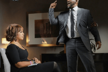"""""""I thought he might accidentally hurt me"""" Gayle King recalls her explosive R. Kelly interview (video)"""