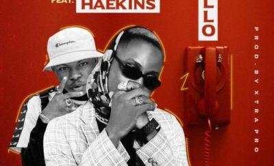 Danny Spenza - Hello Ft. Haekins