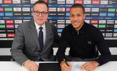 Super Eagles defender William Troost-Ekong signs contract extension with Udinese until 2023?(Photos)