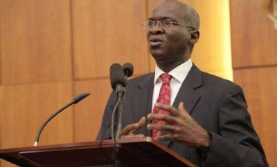 I was misquoted on state of Nigerian roads - Fashola