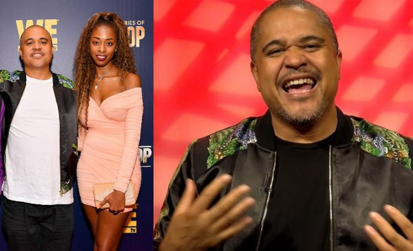 Music executive, Irv Gotti reveals he pulled a gun on his daughter