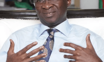 Nigeria may face `Brexit experience? ? Babtunde Fashola