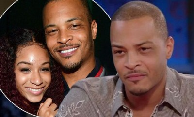 T.I. defends his controversial comments about having his daughter