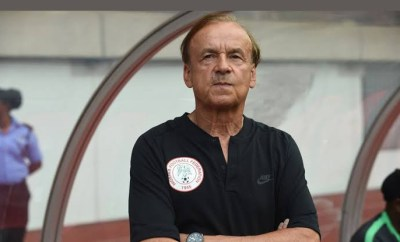 Nigeria Football Federation queries Head coach Gernot Rohr over