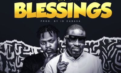 Minister Ladi Ft Olamide - Blessings - (Prod By ID Cabasa)