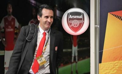 Image result for ARSENAL EMERY
