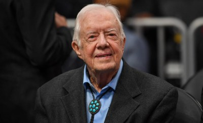 Former US president Jimmy Carter, 95, hospitalized for urinary tract infection?