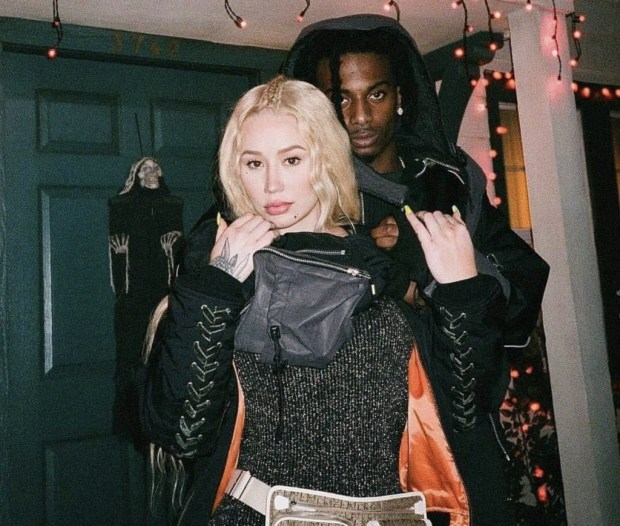 Rapper Iggy Azalea reportedly 6 months pregnant with Playboi Carti?s child
