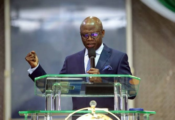 Last time I stepped into a bank for transaction was in 1985 ? Pastor Tunde Bakare