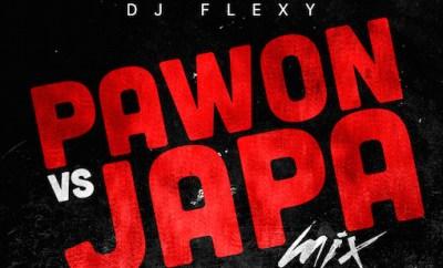 MIXTAPE: DJ Flexy - Pawon Vs Japa Mix