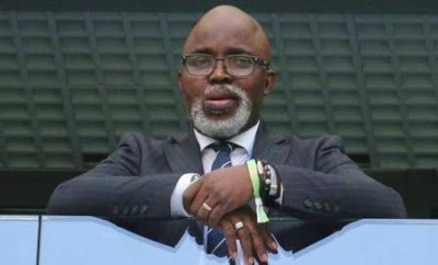 NFF President Amaju Pinnick outlines his various plans for Nigerian football in 2020