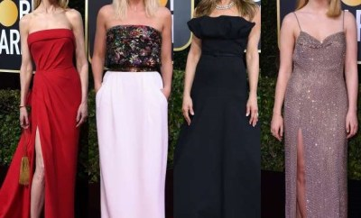 All the red carpet photos from the 2020 Golden Globes award