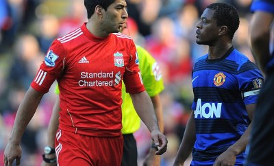 Liverpool apologise to ex-Man.U star Patrice Evra 9-years after he was racially abused by Luis Suarez