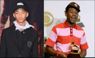 Jaden Smith calls Tyler, the Creator his