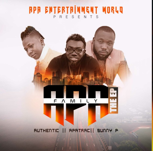 APA Entertainment World - APA Family (EP)