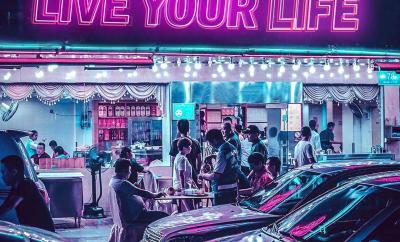 DJ 4kerty x Lowki - Live Your Life