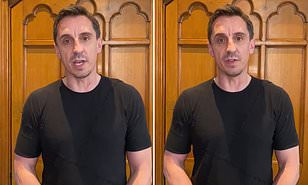 Coronavirus: Gary Neville offers his hotels to health workers and vows not to lay off any staff
