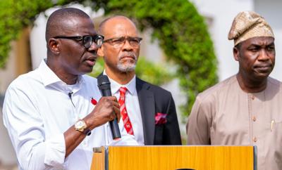 Coronavirus:  Go and do your last minute shopping now- Governor Sanwo-Olu advises Lagosians as he reacts to Buhari