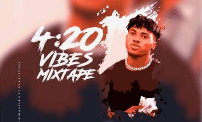 DJ Latitude - 4:20 Vibes Mixtape