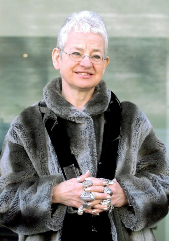 Author Jacqueline Wilson comes out as gay at 74, reveals she