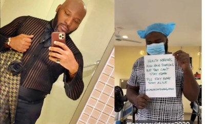 Nigerian photographer confirms that he tested positive for Coronavirus after attending AMVCA