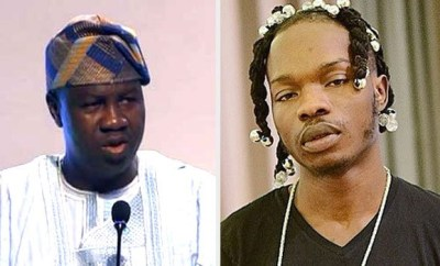 Lagos state government withdraws charges against Naira Marley, Gbadamosi
