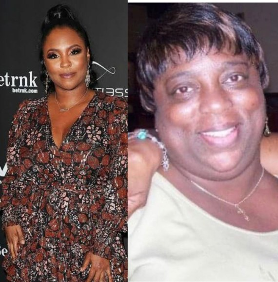 Torrei Hart mourns as she loses her aunt to Coronavirus
