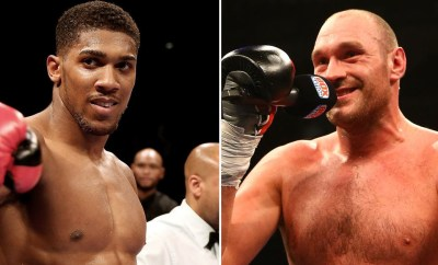 ?Anthony Joshua will face Tyson Fury at start of 2021 or 2020 if Wilder withdraws - Anthony Joshua