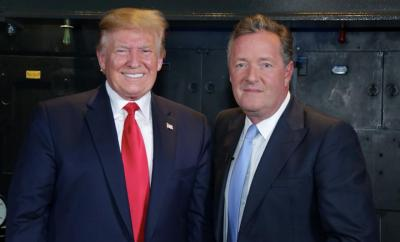 Donald Trump unfollows long time friend Piers Morgan on Twitter after he wrote a new article telling Trump to